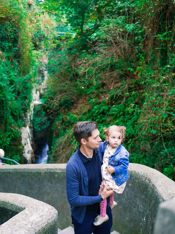 Orrido di Bellano / vacances en famille au lac de Côme / withalovelikethat.fr