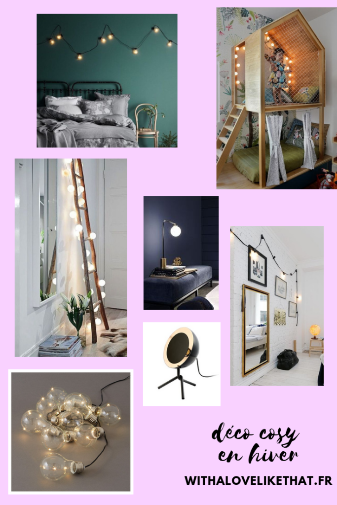 décoration cosy en hiver withalovelikethat.fr