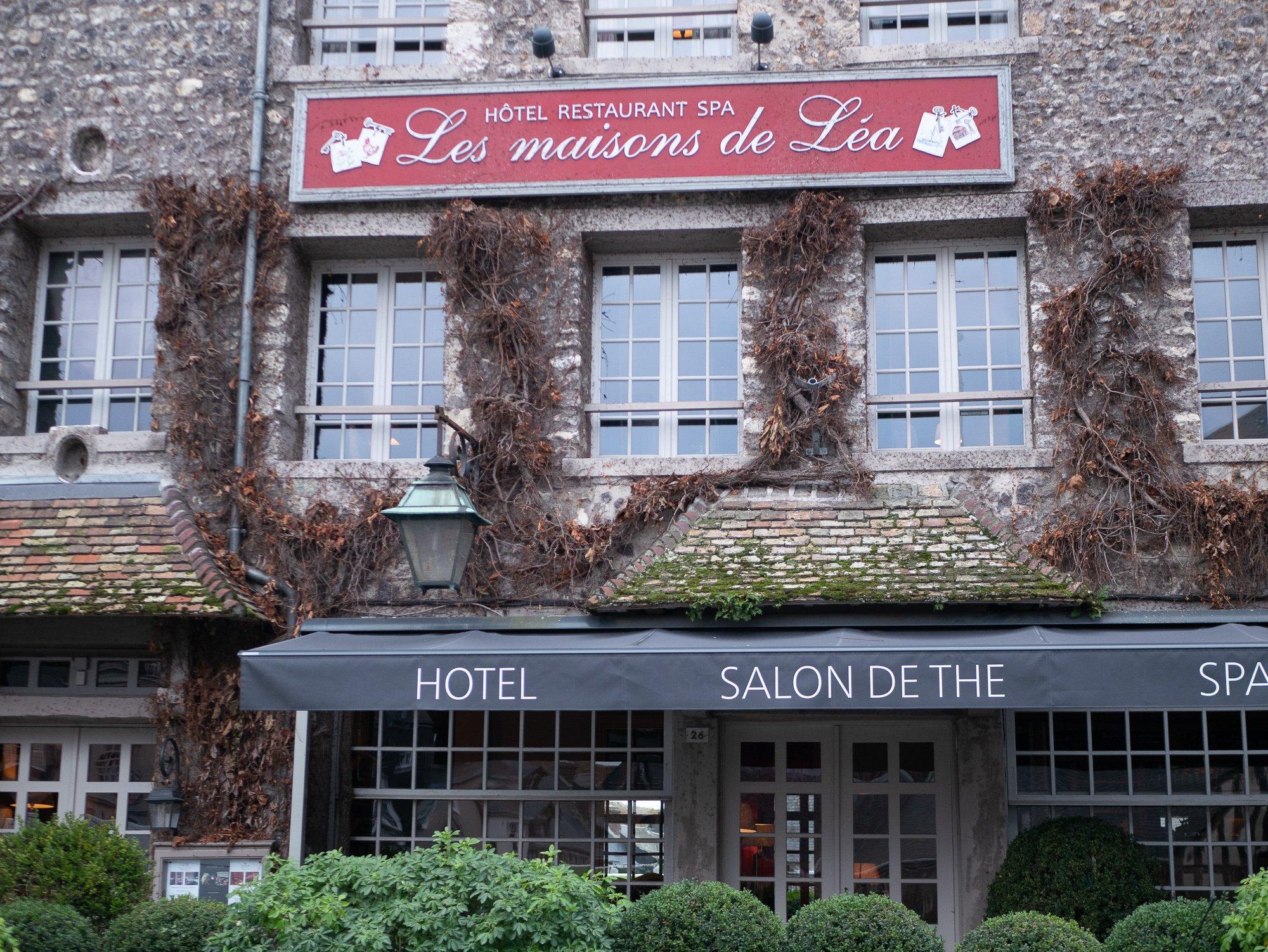 Hôtel de charme Honfleur, les maisons de Léa / sur withalovelikethat.fr