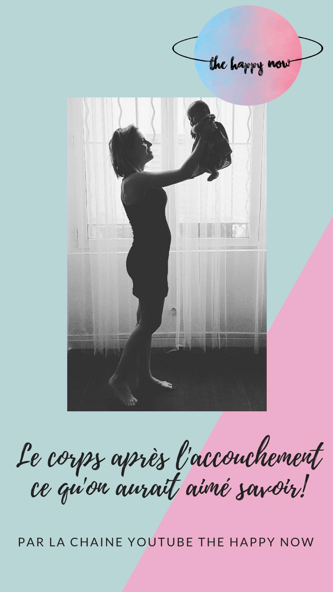 post accouchement, ce que j'aurais aimé savoir sur le corps! #thehappynow sur withalovelikethat.fr
