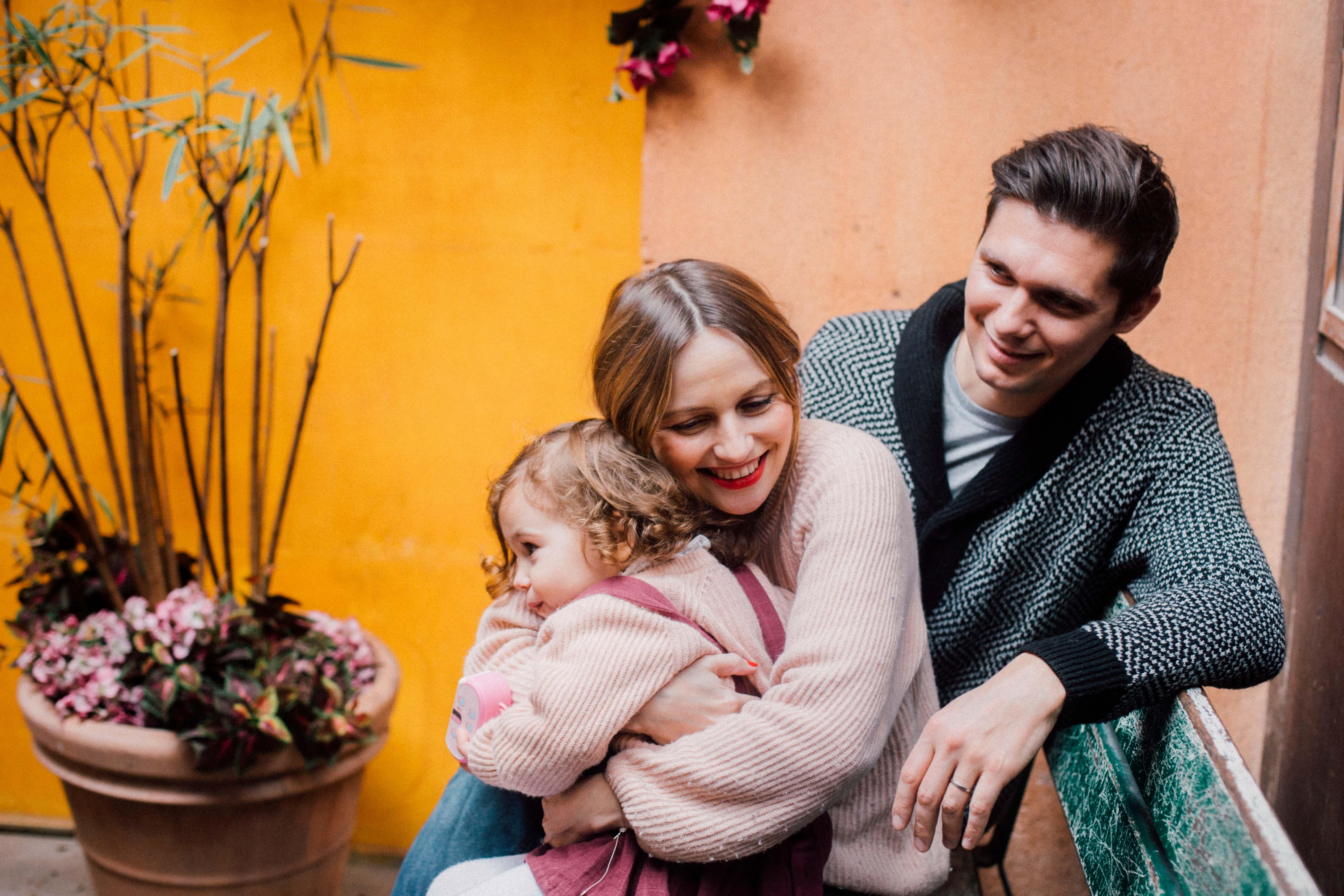 Séance photo amoureux / famille avec The Tamarind Tree pour withalovelikethat.fr