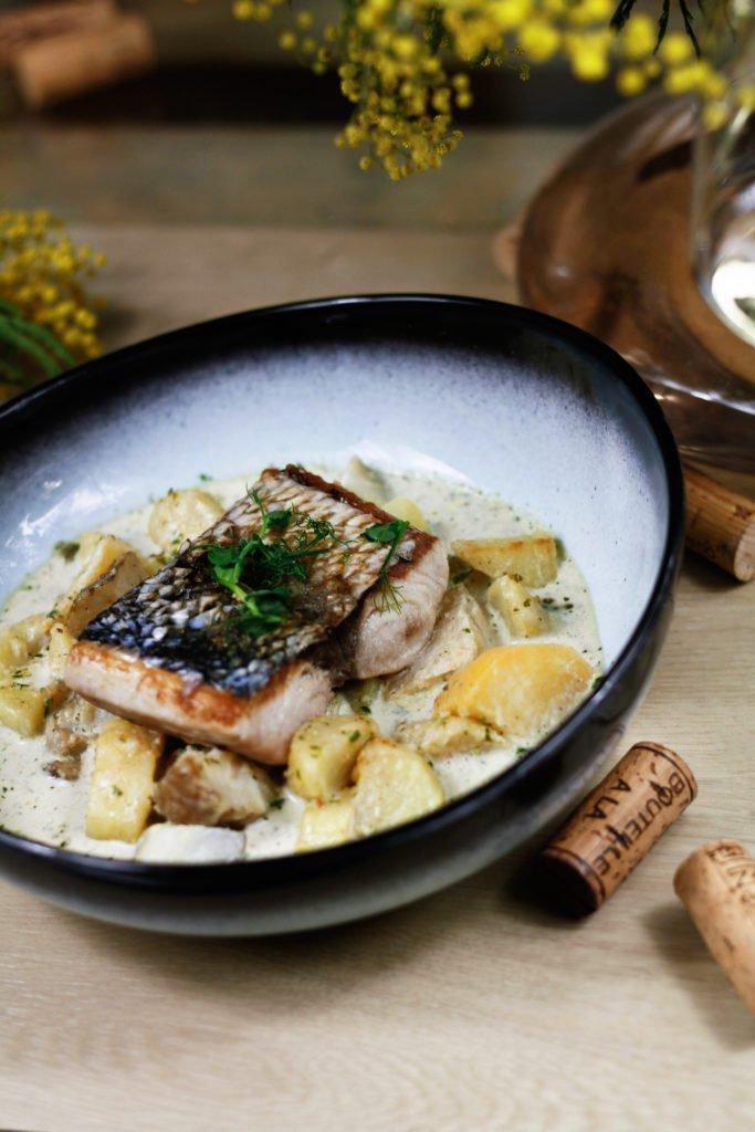 la belle assiette - diner de chef Emilie Devaux