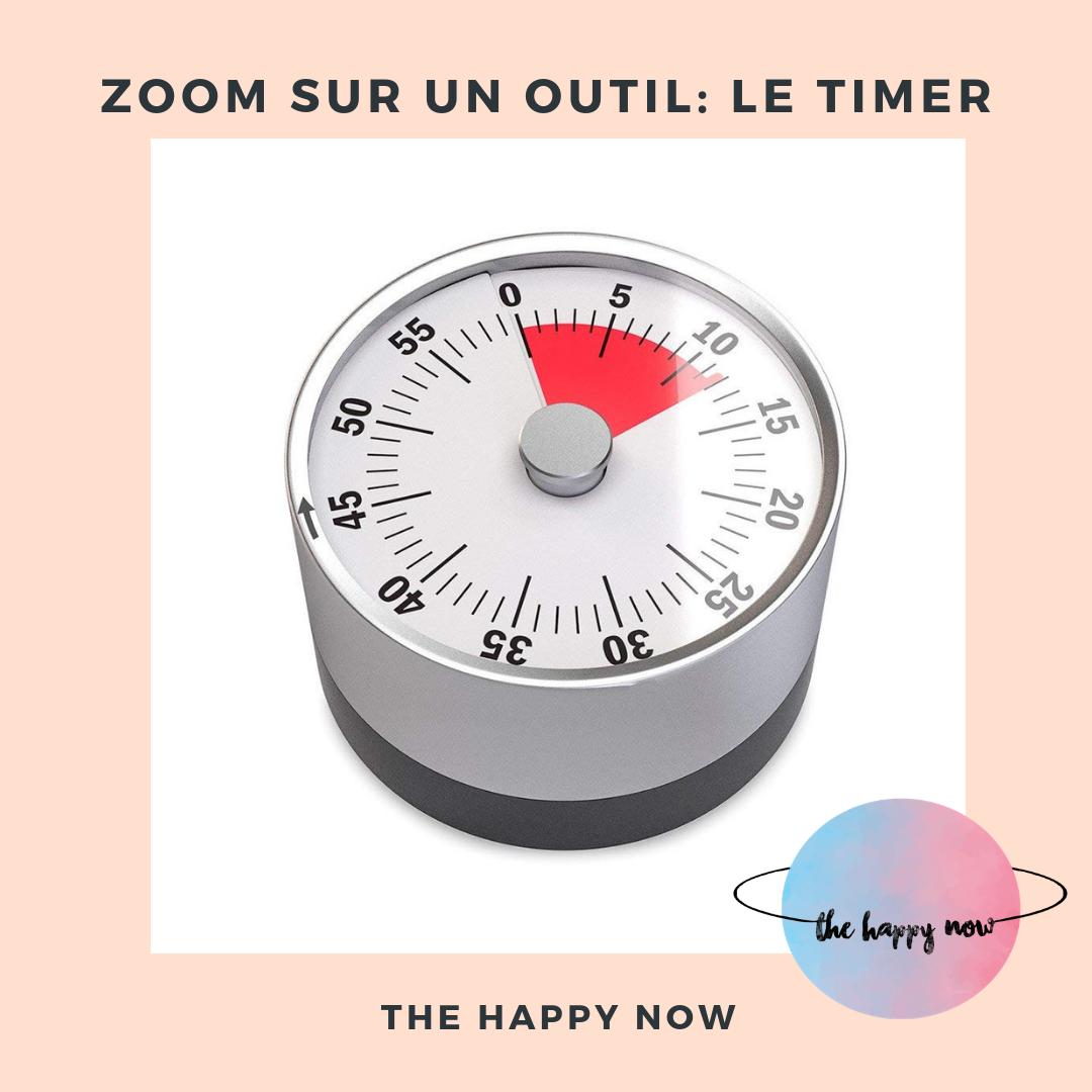 timer : un outil pour simplifier la vie de parent #thehappynow