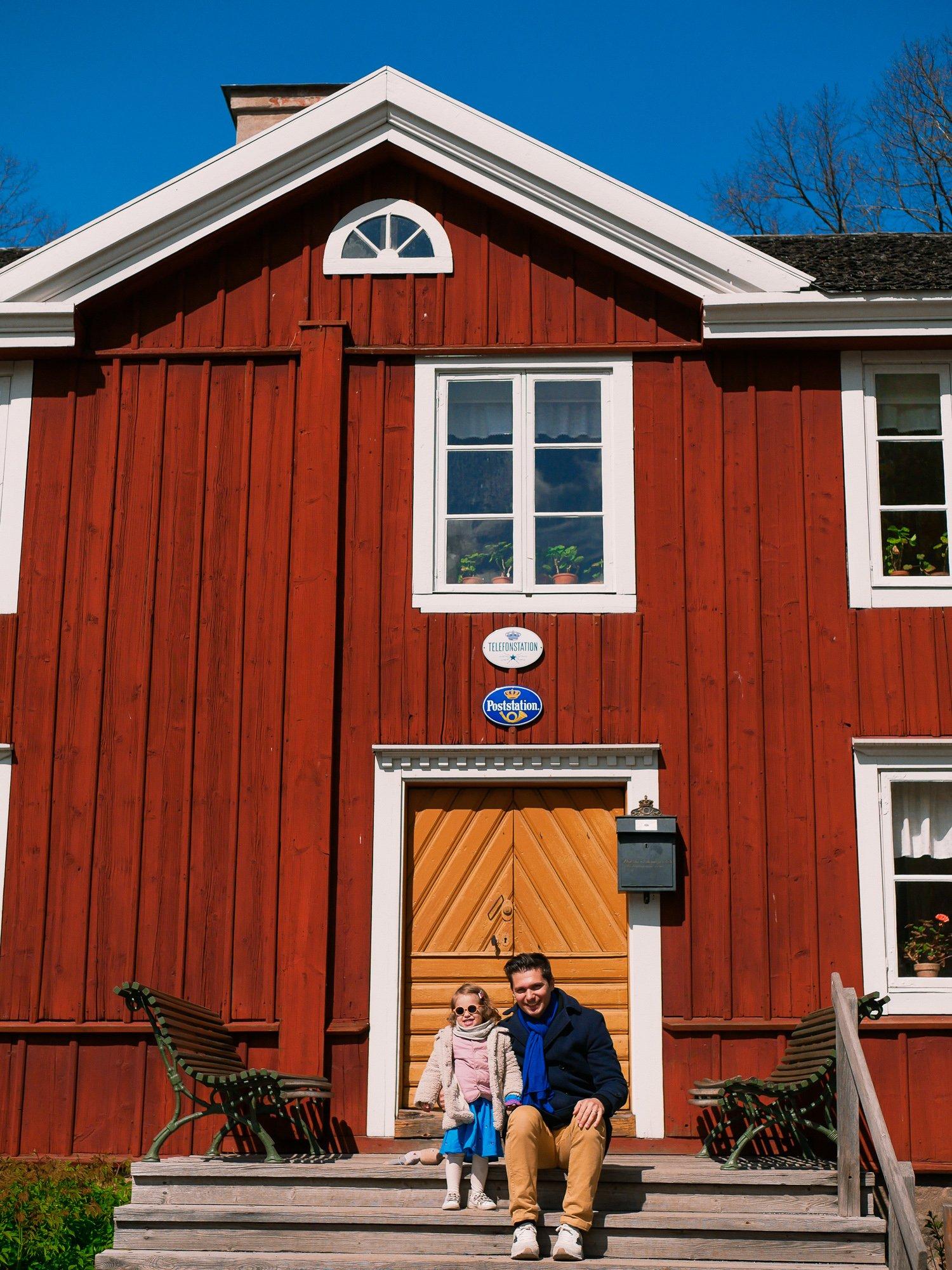 Skansen Stockholm city guide kid friendly