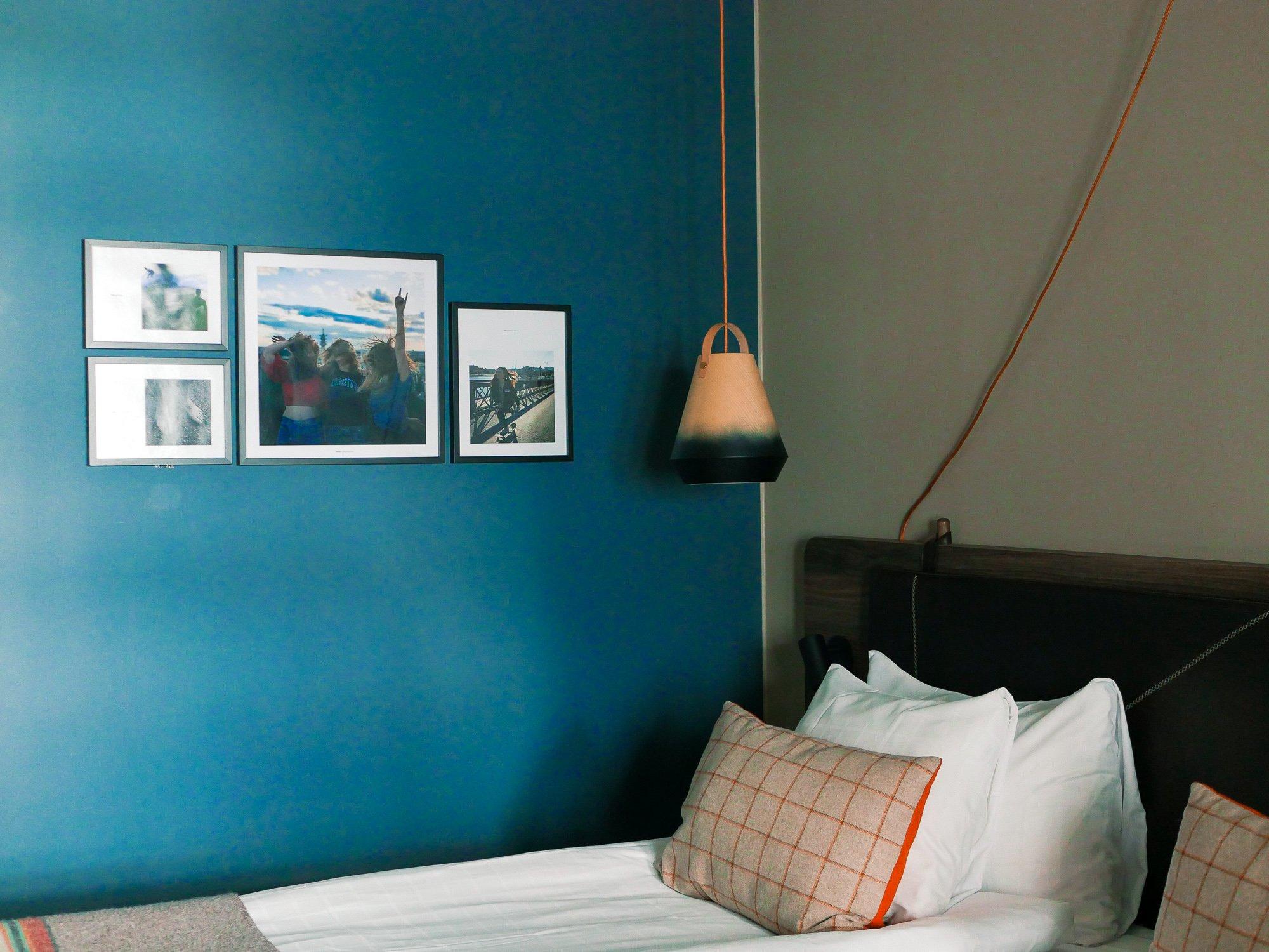 avis dowtown camper by scandic Stockholm / hotel Stockholm