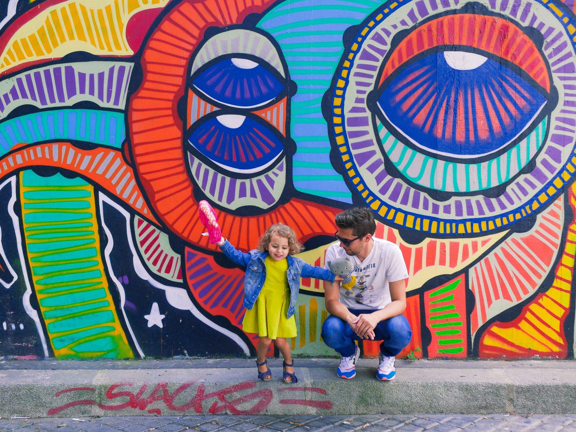 Paris avec des enfants en août 2019 / plus sur withalovelikethat.fr