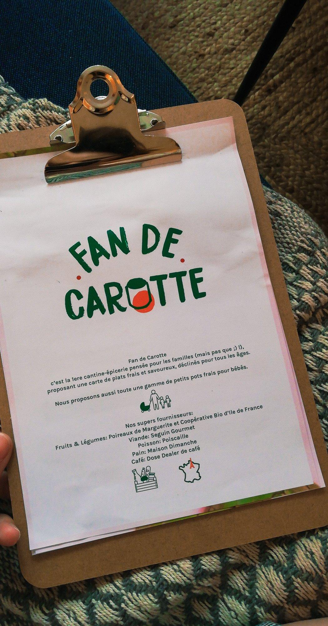 resto kid friendly à Paris / idées de sorties en famille au mois d'août