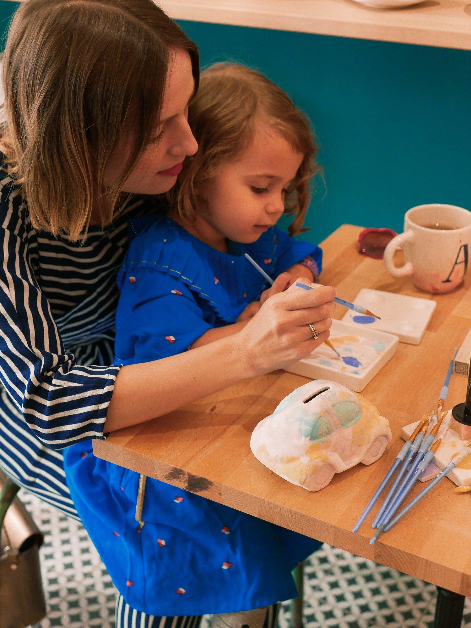 idée activité parent enfant à Paris / plus sur withalovelikethat.fr