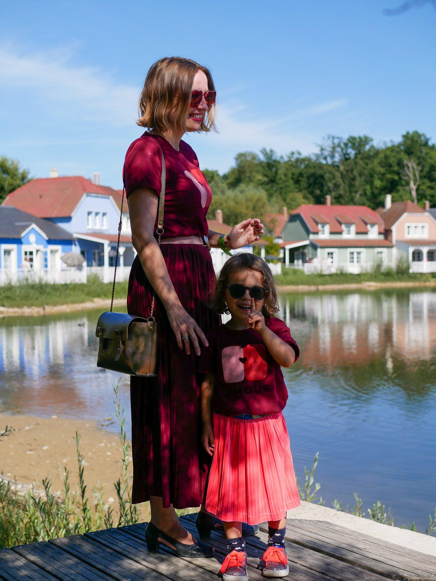 Center parcs lac d'ailette en famille / mon avis sur withalovelikethat.fr