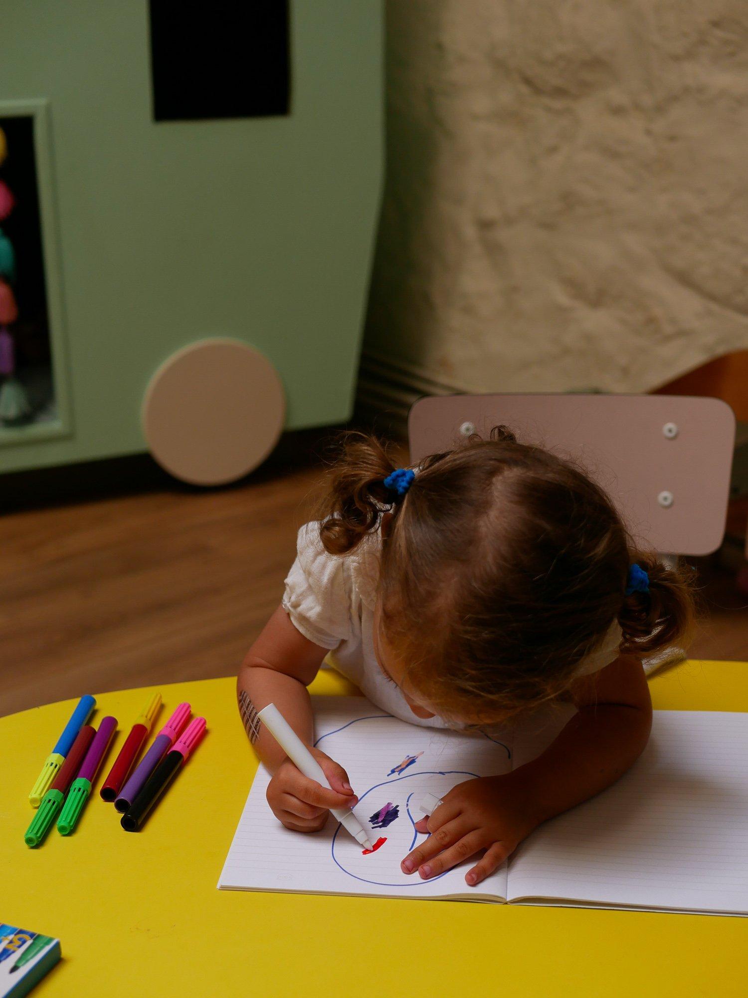 developper la créativité chez son enfant, pourquoi et comment? par the happy now