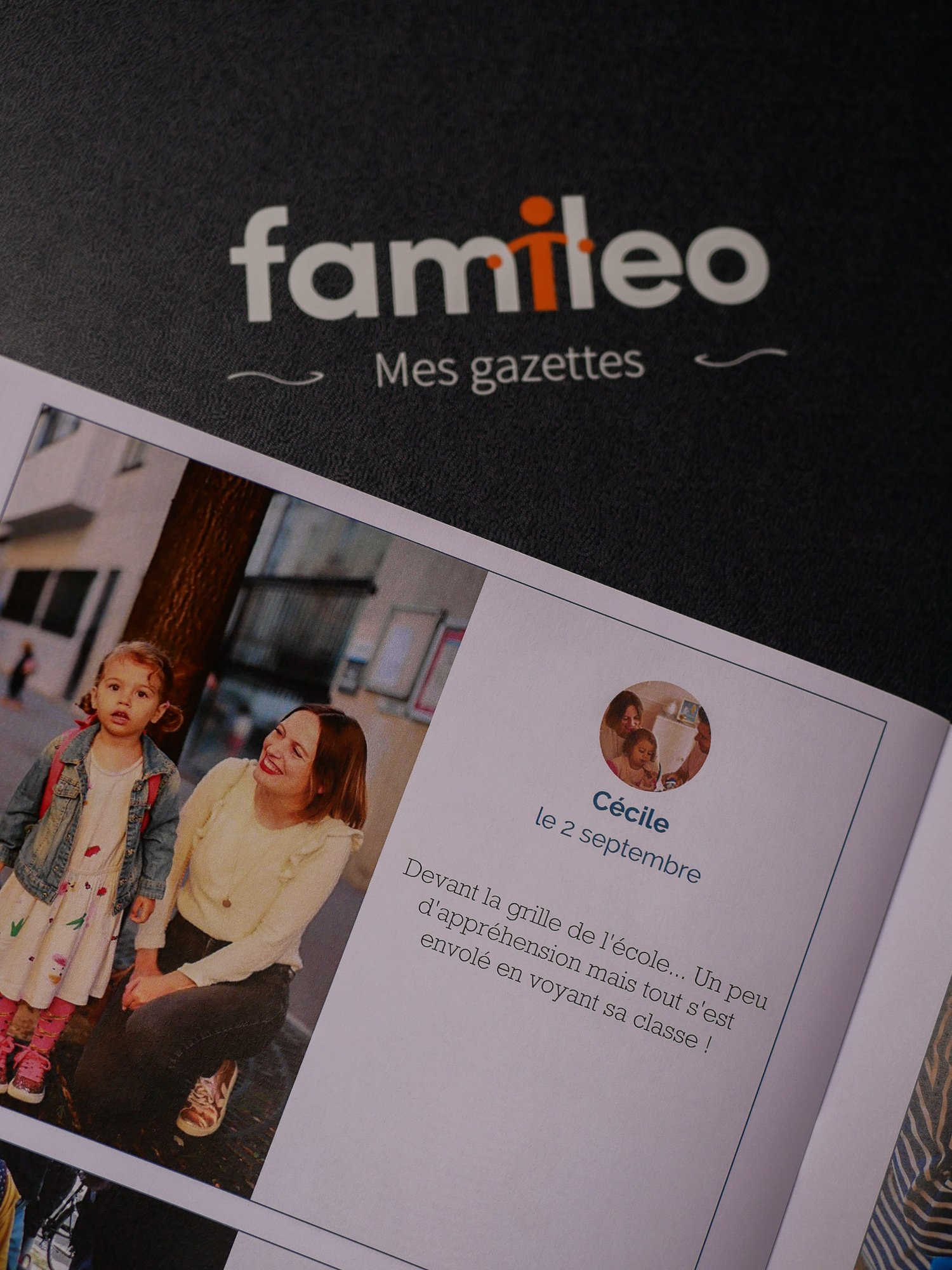 Famileo, la gazette cadeau pour les grands parents
