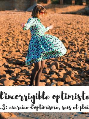 exercice d'optimisme - l'incorrigible optimiste