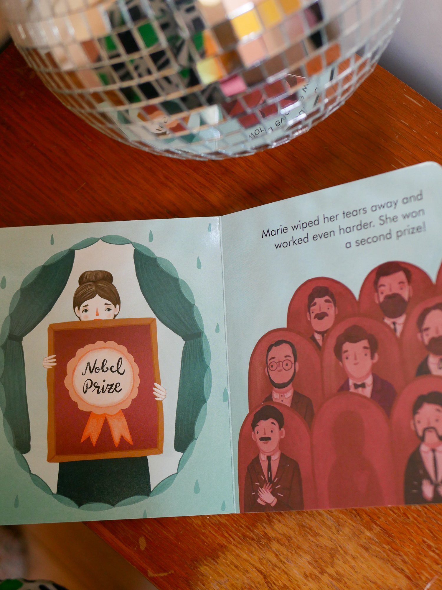 livres pour montrer aux enfants qu'ils peuvent être tout ce qu'ils veulent
