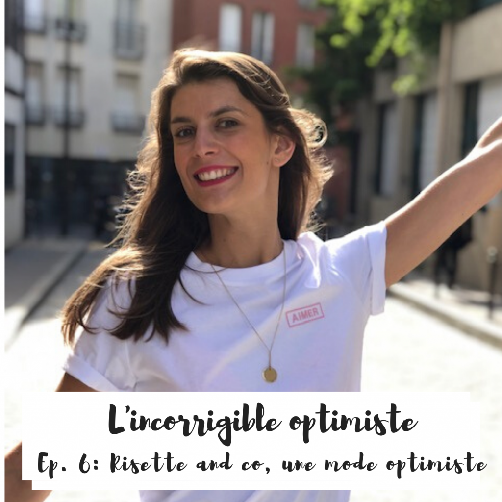 Parole d'optimiste : Chloé de Risette and co