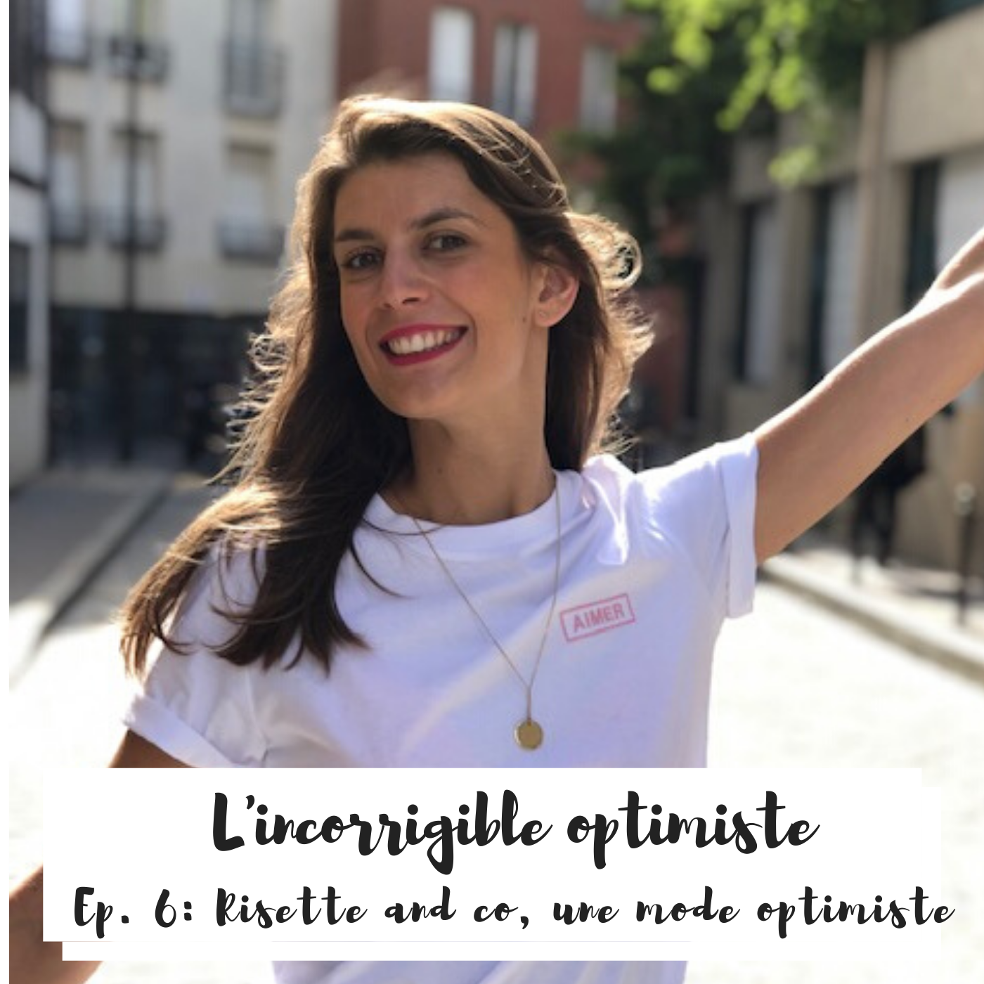 Parole d'optimiste : Chloé de Risette and co