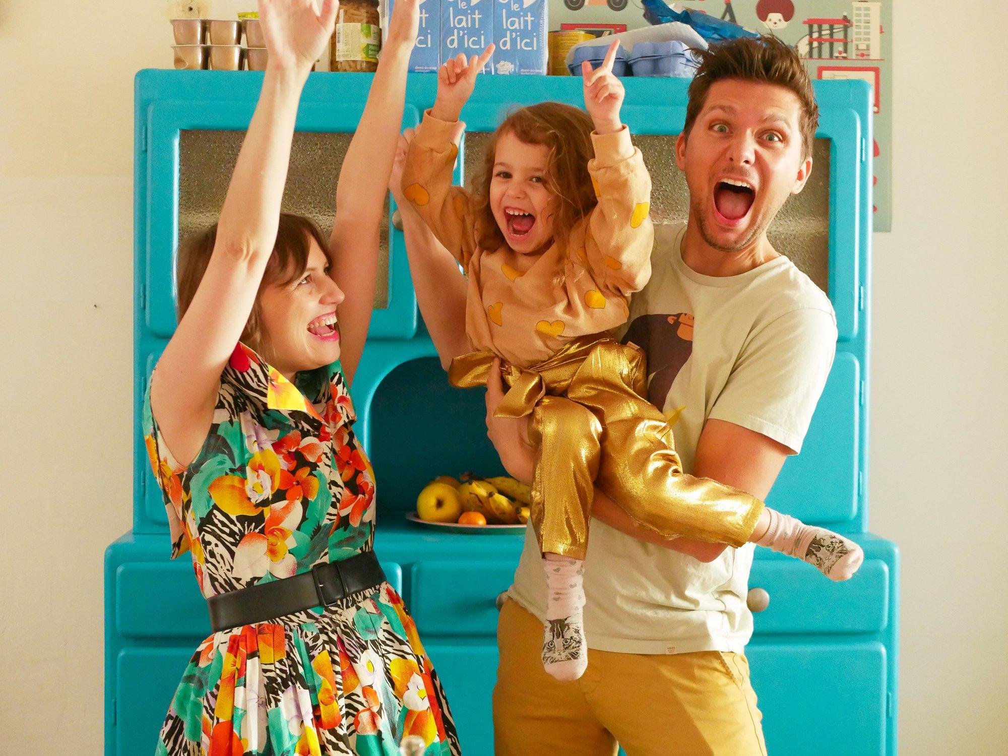 Confinement en famille avec un enfant en petite section de maternelle