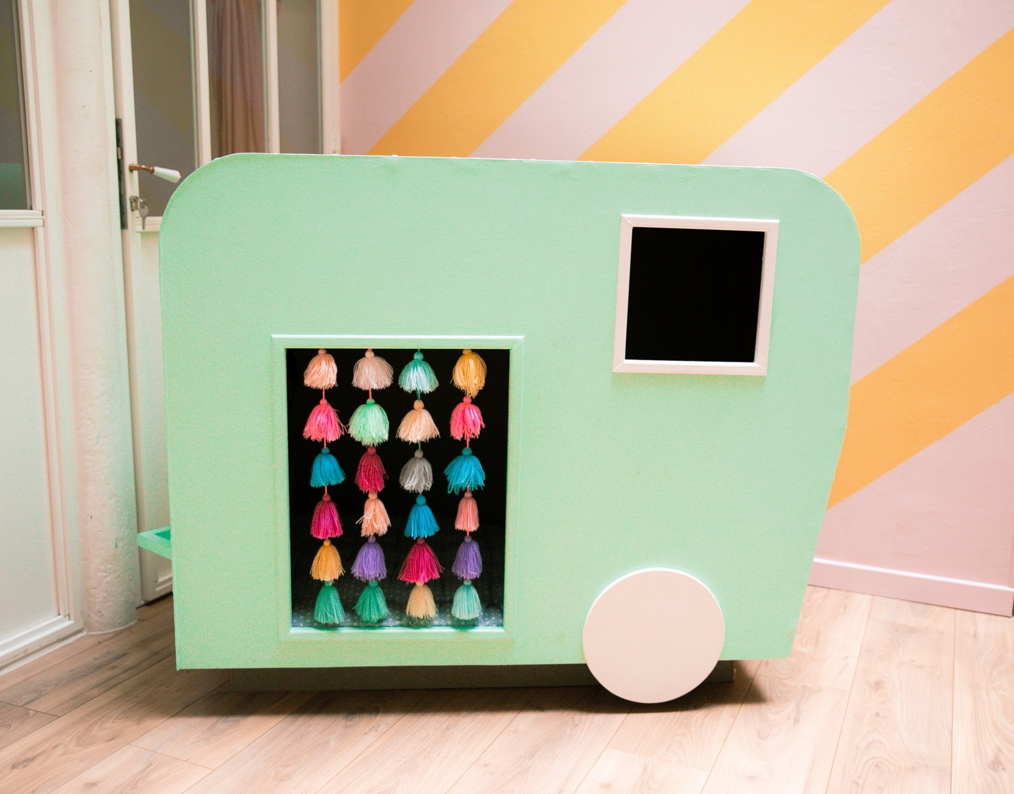 DIY Cabane Caravane par withalovelikethat.fr