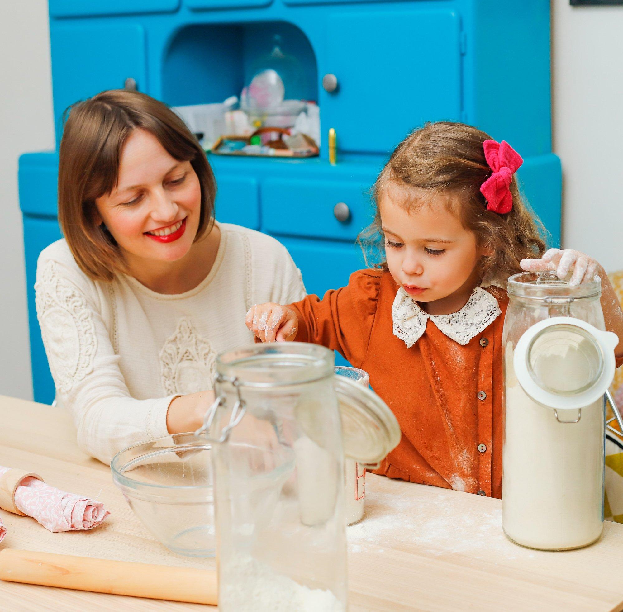 activité en famille, faire ses pâtes fraiches maison