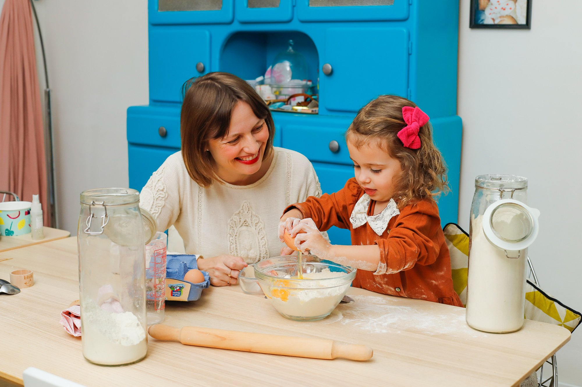 recette pâtes fraiches maison en famille