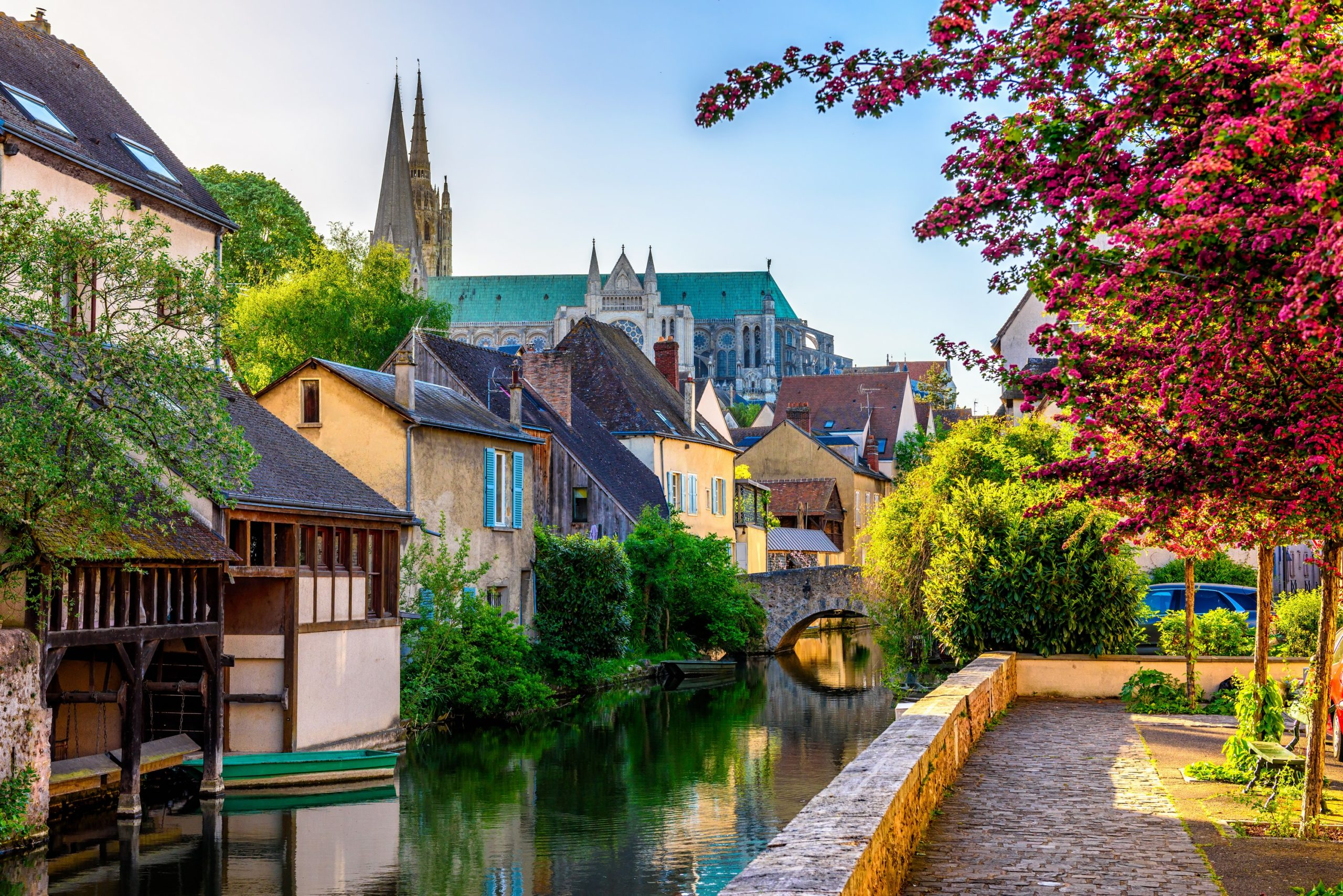 idées balades 100 kilomètres de Paris