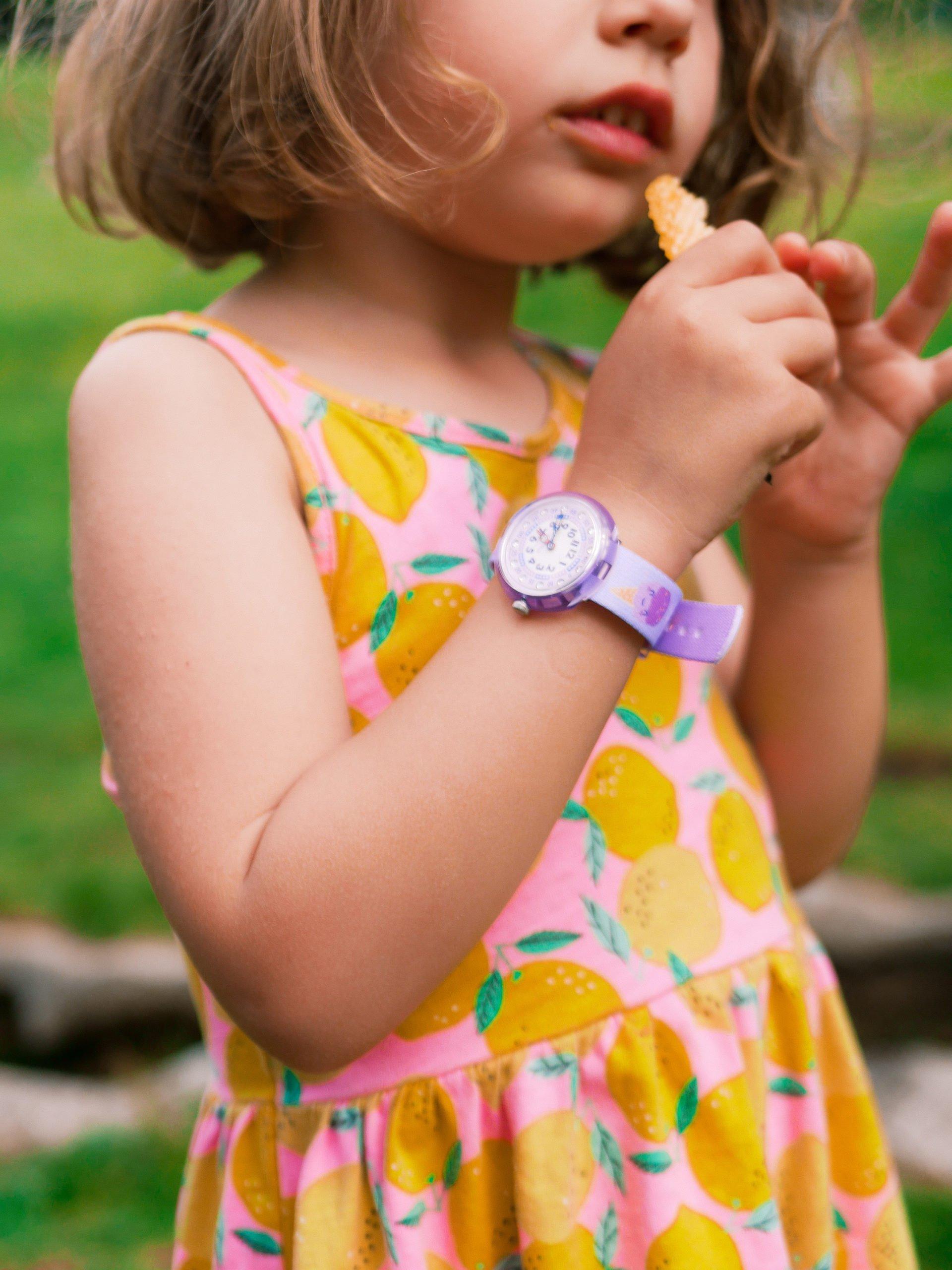 ma première montre pour les 4 ans / withalovelikethat.fr