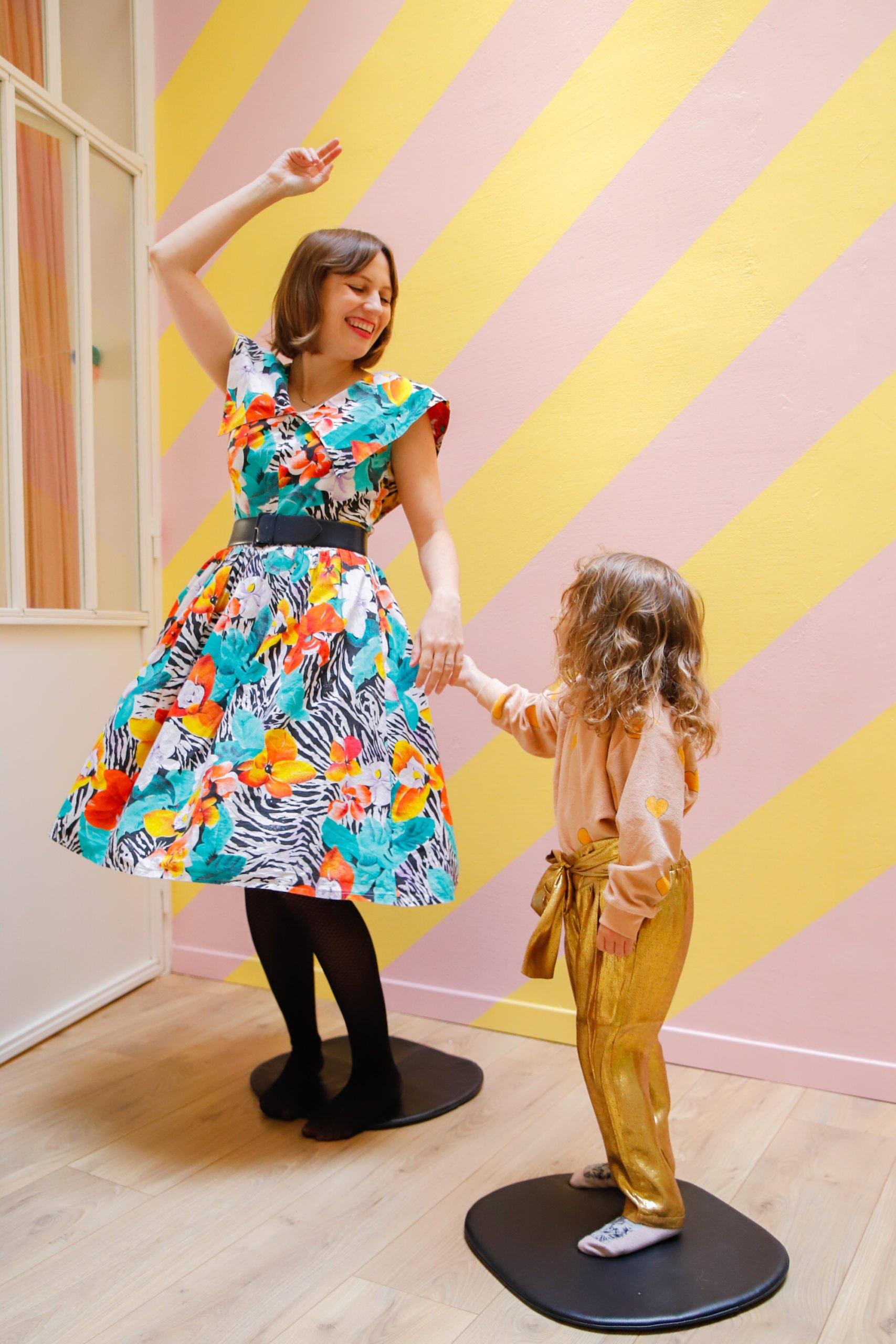 tenue colorée enfant avec Melijoe / plus d'idées sur withalovelikethat.fr