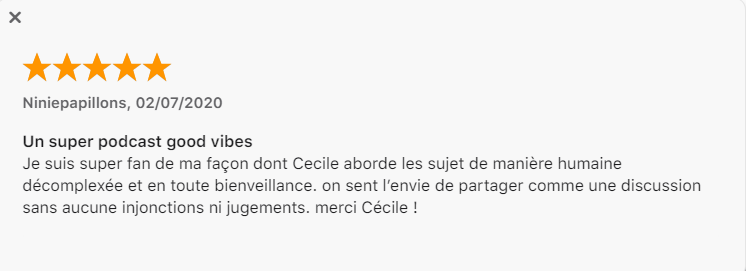 avis podcast incorrigible optimiste