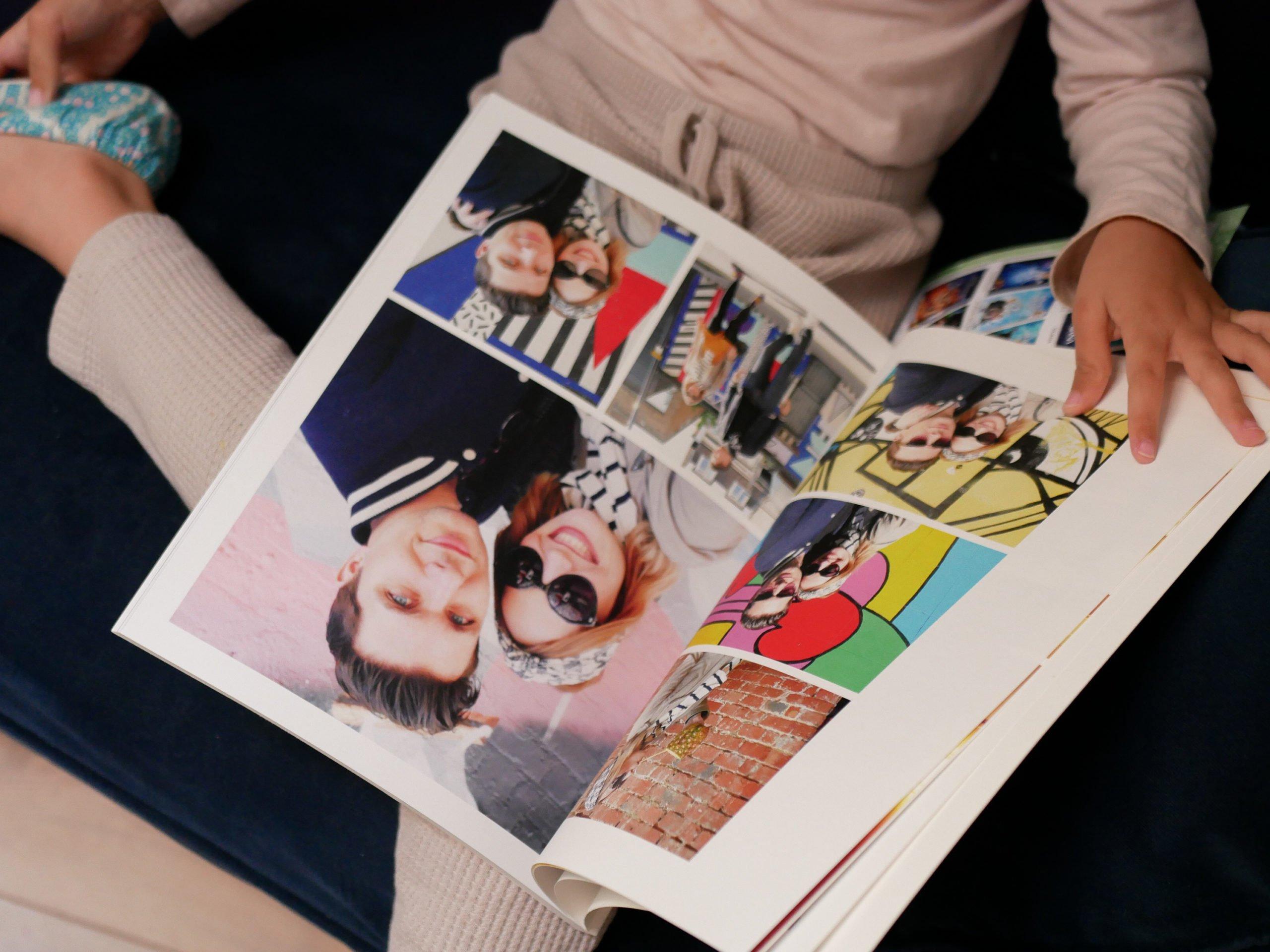 albums photos avec Rosemood mon avis