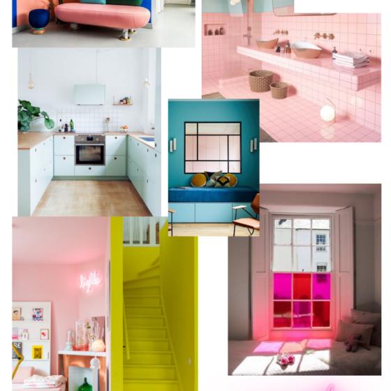 inspiration maison colorée - withalovelikethat.fr