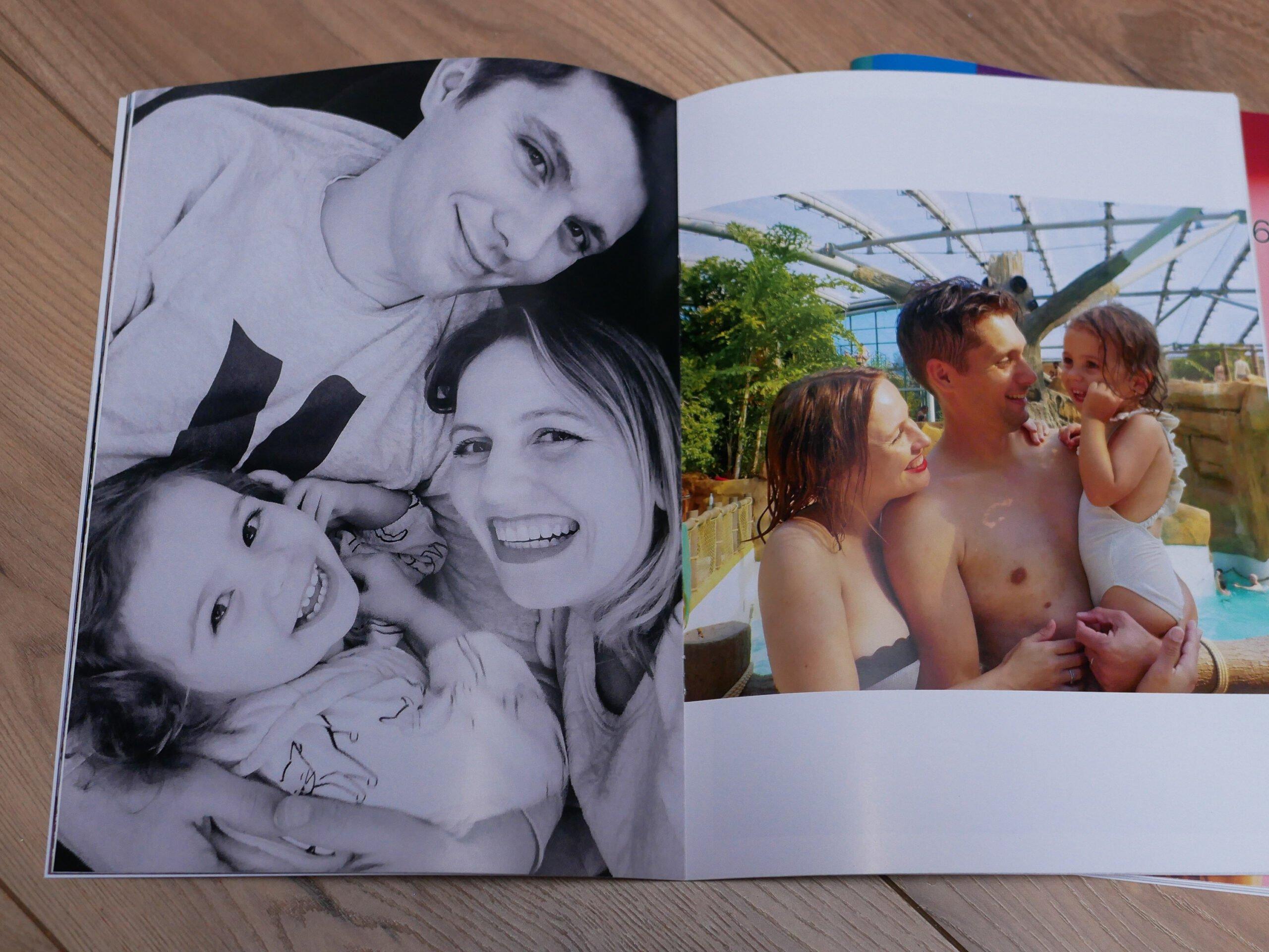 création d'un album photo avec cewe, mon avis sur withalovelikethat.fr