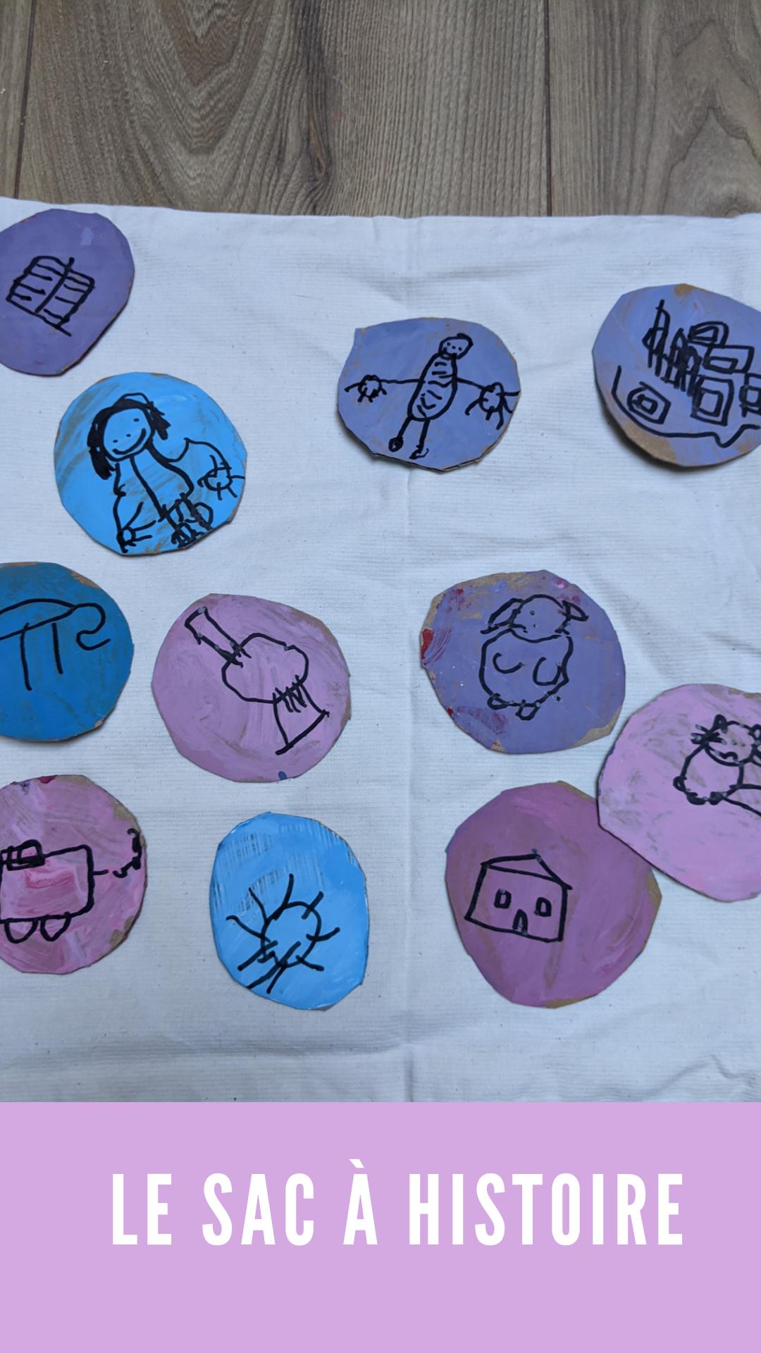 idées activités simples pour enfant de maternelle / plus d'idées sur withalovelikethat.fr