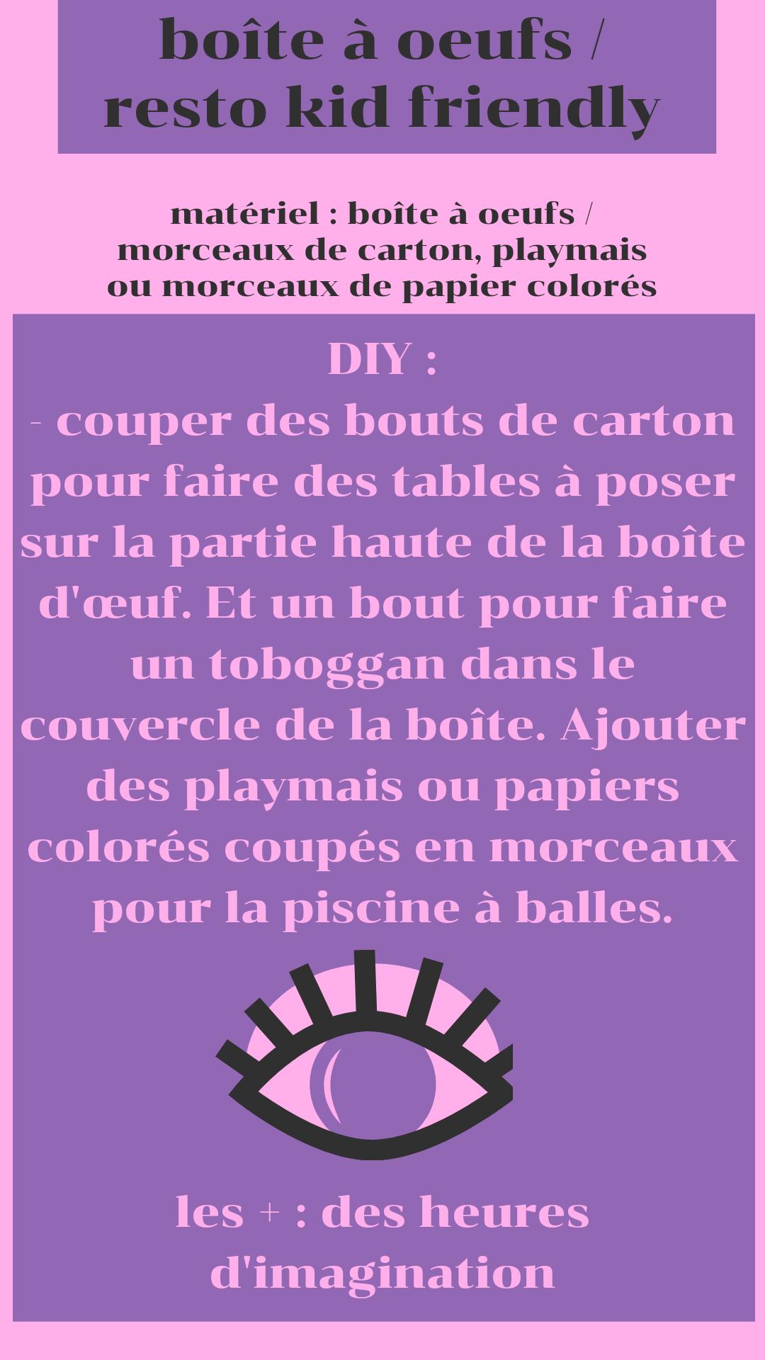 idées d'activités facile maternelle / plus sur withalovelikethat.fr